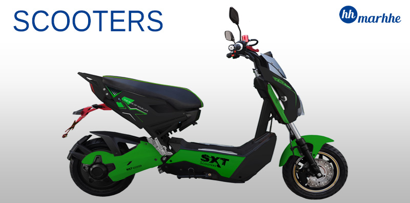 scooters electrica movilidad