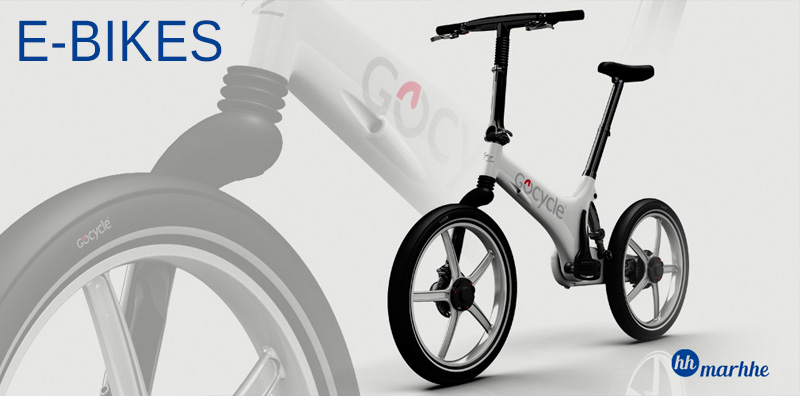 e-bikes gocycle bicicleta electrica