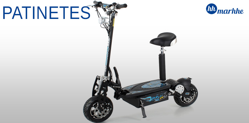 patinetes electricos movilidad