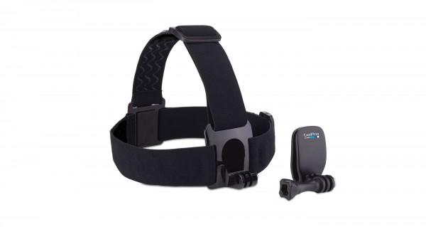 Headstrap + Quickclip Gopro