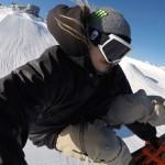 The strap Gopro snow